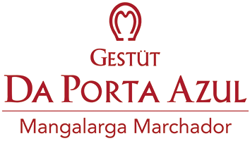Logo Marchador Gestüt Da Porta Azul